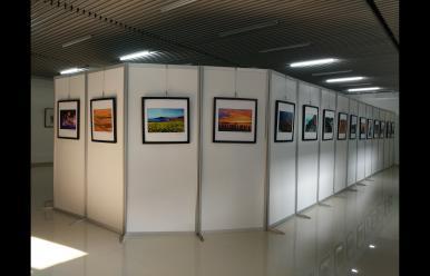 展览厅(文体中心二楼)